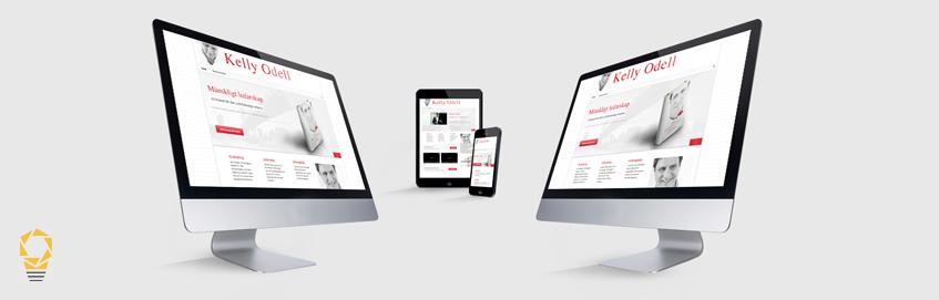 responsiv hemsida i wordpress