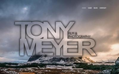 fotograf hemsida