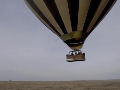 ballongfärd i Kenya